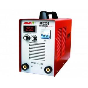 دستگاه جوشکاری اینورتر 250 امپر 3 فاز آروا مدل 2106