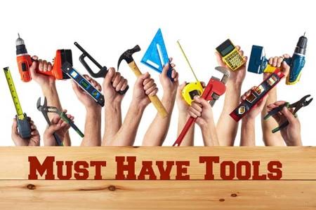 ابزارهایی که وجود آنها در هر خانه ای ضروری است (قسمت اول)