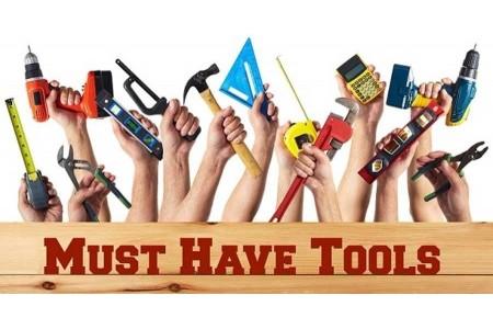 ابزارهایی که وجود آنها در هر خانه ای ضروری است (قسمت دوم)