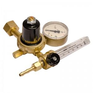 مانومتر تک فلومتر  آرگون دانمت مدل RAr/CO-200-2 DM