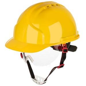 کلاه ایمنی هترمن مدل MK7 دارای عینک