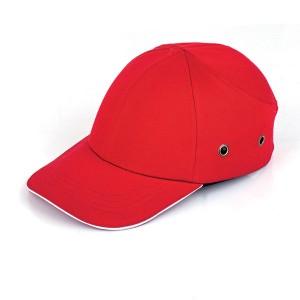 کلاه ایمنی هترمن مدل هارد کپ قرمز Hard Cap