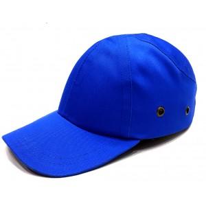 کلاه ایمنی هترمن مدل هارد کپ آبی Hard Cap