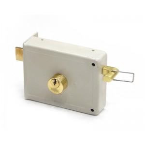 قفل درب حیاطی طرح ژویئل داف Yelex  مدل 620