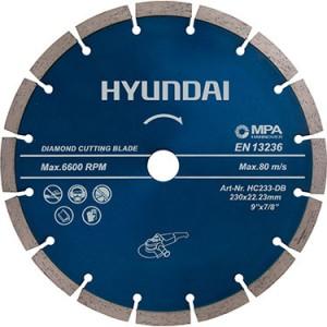 صفحه گرانیت بر ۲۳۰ میلیمتر هیوندای مدل HC233H-DB
