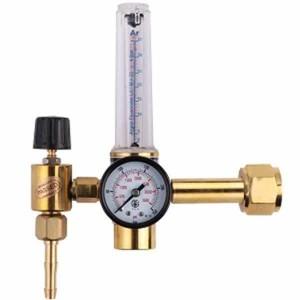 مانومتر فشار ثابت تک فلومتر آرگون توان جم