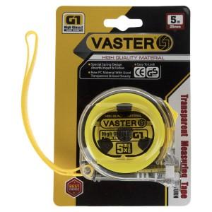 متر فلزی 5 متری واستر مدل VASTER G1