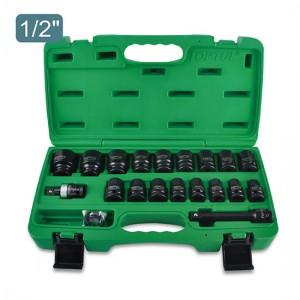 جعبه بکس 1.2 مشکی 10 تا 32 تاپتول مدلTOPTUL GCAI2701