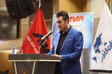 همایش تخصصی ابزارآلات صنعتی شرکت آروا در تبریز برگزار شد