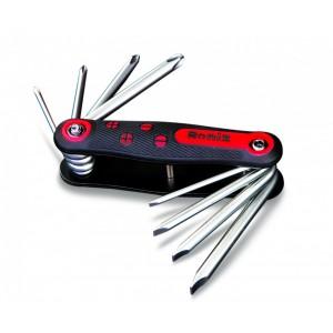 پیچ گوشتی چاقویی 8 عددی رونیکس مدل RH-2900