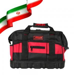 کیف ابزار کف لاستیکی بزرگ آروا مدل ARVA 4504
