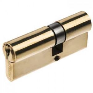 سیلندر قفل 7 شش وجهی ضد سرقت طلایی نولان مدل 2017660