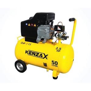 کمپرسور 50 لیتری کنزاکس KENZAX KAC-150