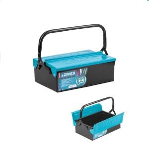 جعبه ابزار فلزی زانکو یک طبقه 30 سانت مدل Z-MTB301