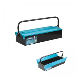 جعبه ابزار فلزی زانکو یک طبقه 50 سانت مدل Z-MTB501