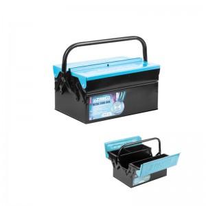 جعبه ابزار فلزی زانکو دو طبقه 30 سانت مدل Z-MTB302