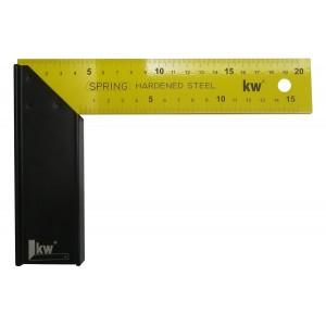 گونیا پایه دار مدل KW 20cm