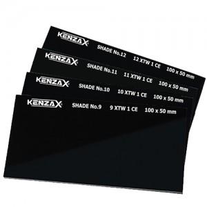 شیشه ماسک جوشکاری کنزاکس کد KENZAX KWF-109