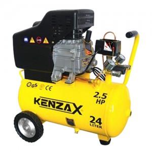 کمپرسور 24 لیتری کنزاکس KENZAX KAC 124