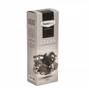 موتور شوی خودرو نانوسان Clean Engine