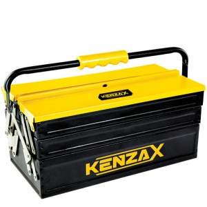 جعبه ابزار فلزی سه طبقه 50 سانت کنزاکس KBT-1503