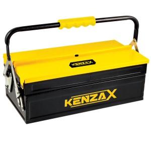 جعبه ابزار فلزی دوطبقه 50 سانت کنزاکس KBT-1502