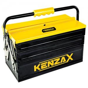 جعبه ابزار فلزی سه طبقه 30 سانت کنزاکس KBT-1303