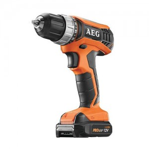 دریل شارژی AEG مدل SD12E